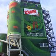 Betonwerk in Wernigerode