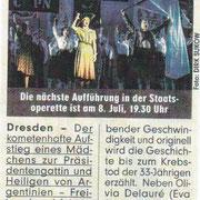 Bild Dresden / 30.06.2014