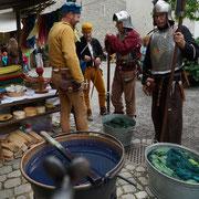 2016 Schloss Lenzburg  ...hmmmm Blau machen?...