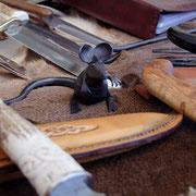 2012 Wellenberg scharfigkeiten bei Pit dem  Messermacher
