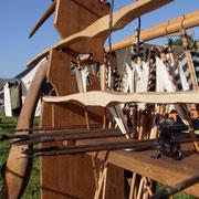 2014 Wetzikon  hmmmm Pfeil und Bogen das kann nur im Lager von Caligazus Feleus sein