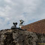 2018 Schloss Lenzburg  ...He Du! Bist Du der Hausdrache?...