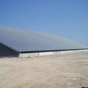 Bâtiment photovoltaïque