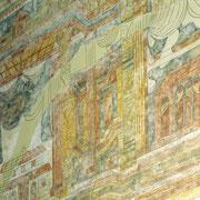 Pinturas prerrománicas / El Sabil. Senda del Oso.¡ /El Sabil. Senda del Oso.