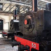 Museo del Ferrocarril. Gijón.  El Sabil. Senda del Oso.