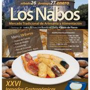 Jornadas Gastronómicas de los Nabos y Queso de Fuente
