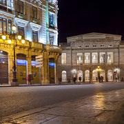 Teatro Campoamor © SRT. Sociedad Regional de Turismo / El Sabil. Senda del Oso.