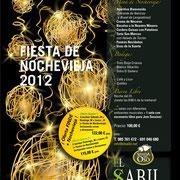 Fiesta de año nuevo 2013