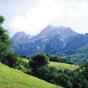 Paisaje. © SRT. Sociedad Regional de Turismo / El Sabil. Senda del Oso.