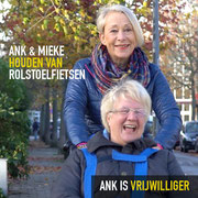 Tandem - Wervingscampagne Mantelzorgers