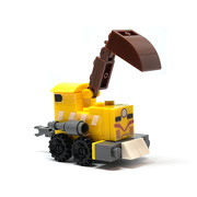 Blocks World Creator Train 4-A