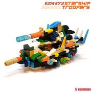 K28A Cosmic Battleship