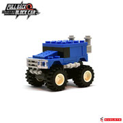 Blocks World Pull Back Block Car (K27A-3)