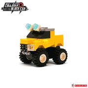 Blocks World Pull Back Block Car (K27A-4)