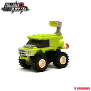 Blocks World Pull Back Block Car (K27A-1)