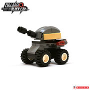Blocks World Pull Back Block Car (K27A-5)