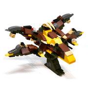 Predator Aircraft (K19A-1 + K19A-3 + K19A-5 + K19A-8)