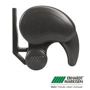 ERHARDT Markisen: Halbcassettenmarkise Typ ERHARDT TS ANTHRAZIT DB 703
