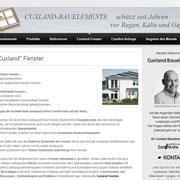 Cuxland-Bauelemente