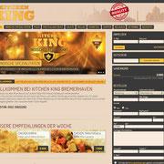 Kitchen King - LIEFERSERVICE FÜR INDISCHES ESSEN IN BREMERHAVEN