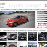 Toyota Autohaus - Harro Weiß