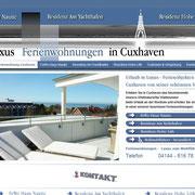 Luxuriöse Ferienwohnungen Cuxhaven
