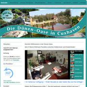 5 Sterne Luxus Ferienwohnung & Ferienhaus Cuxhaven - exclusiv - Luxus Ferienwohnung Dünenoase Cuxhaven