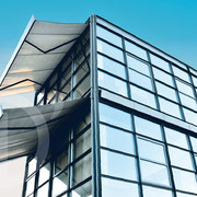 Fotoaufnahme Schulgebäude, Reinach BL für Avanti KV Baselland