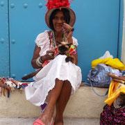 CUBA, LA FEMME AU CIGARE