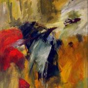 o.T., 150x120 cm, Acryl auf Leinwand (49)
