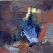 o.T., 150x160 cm, Acryl auf Leinwand (27)