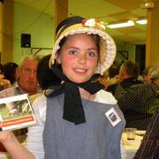 Costume bien de chez nous pour les jeunes accordéonistes