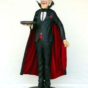 figura de vampiro camarero