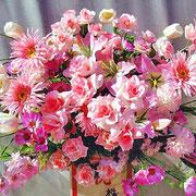 ¥10000 103x169x34 モデルハウス竣工祝アートフラワースタンド花