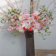 ¥13000 182x209x41 特別スタンド花