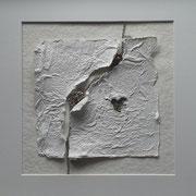 """""""Vereint"""", 50 x 50 cm, Für die Tochter, als Erinnerung an die Eltern."""