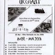 Gazette #05 : Avril - Mai 2006