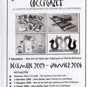 Gazette #03 : Décembre 2005 - Janvier 2006