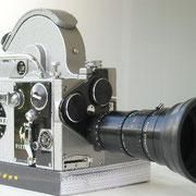 Doppel-Super-8-Kamera
