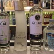 Dégustation de Vodka obligatoire