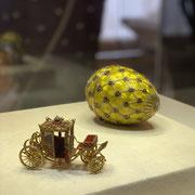 Un des oeufs de Fabergé