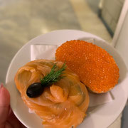 Du saumon et du caviar (ici, au Théâtre Mariinsky)