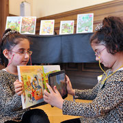Veranstaltung LeYo! in der Stadtbibliothek am Luisenbad im Wedding, Deutscher Bibliotheksverband (dbv)
