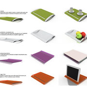 INS-TABLE multy functional tray