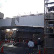 渡り廊下改修前