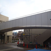 渡り廊下改修後