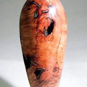 Pièce creusée - ronce de manzanita - h 60 cm - 2004