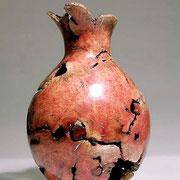 Pièce creusée - ronce de manzanita - h 50 cm - 2004