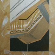 Lestniza - Acryl auf Leinwand 50x70cm - 200,-€