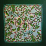 Frösche (zehn Plagen) Acryl auf Leinwand 100x100cm - 700,-€